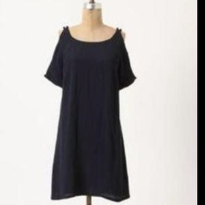 Anthropologie Maple Looking Glass Shift Dress S